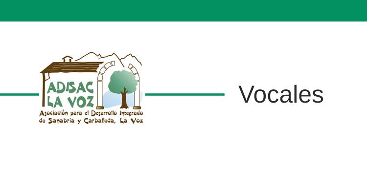 Vocales - Sindicato UPA